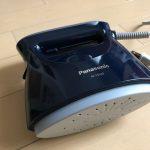 Panasonic・衣類スチーマー3