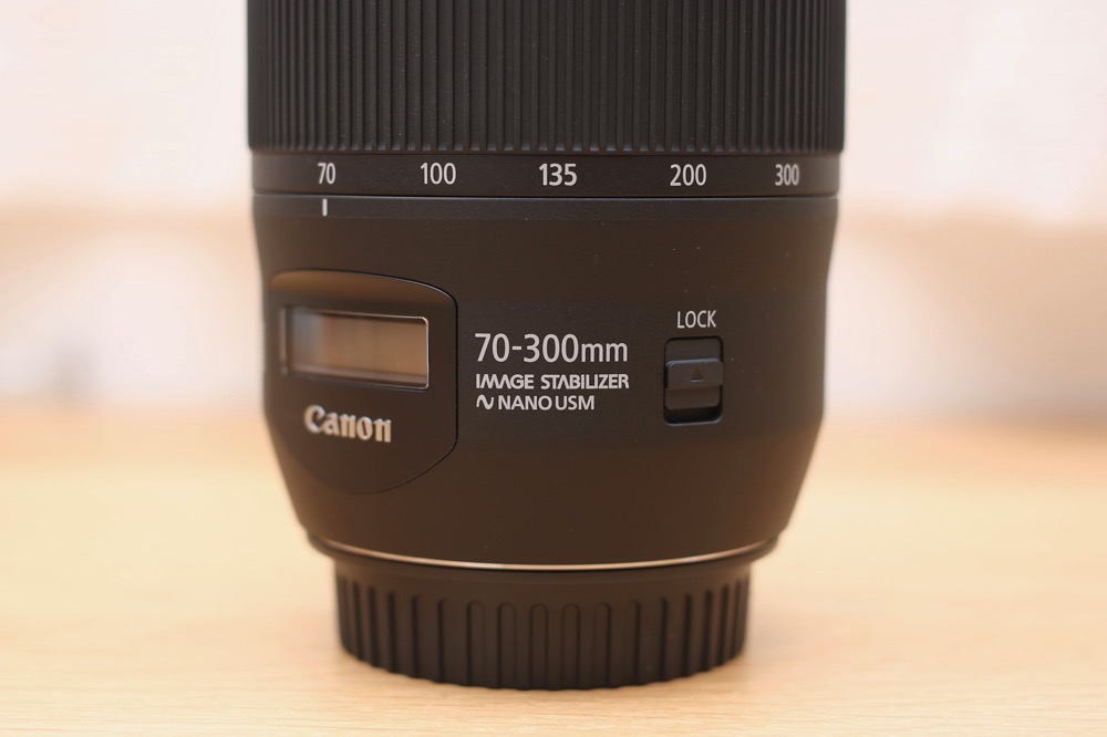 EF70-300mm F4-5.6 IS II USM 6