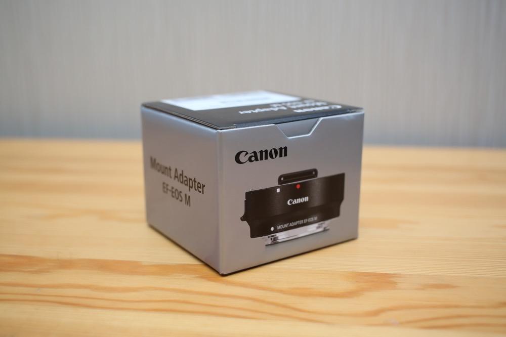 Canon マウントアダプター1