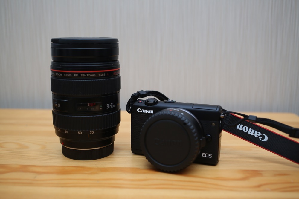 Canon マウントアダプター6
