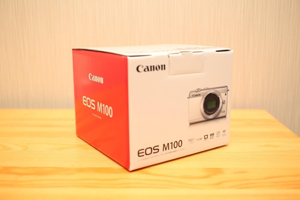 EOS M100 1