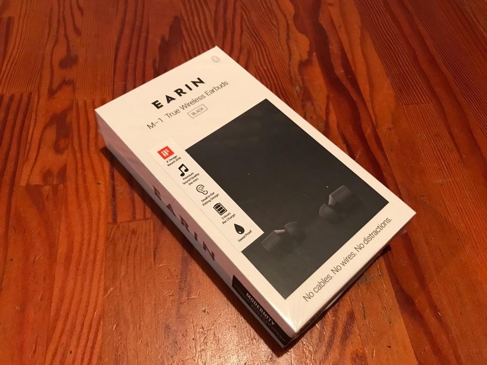 EARIN M-1 BLACK2