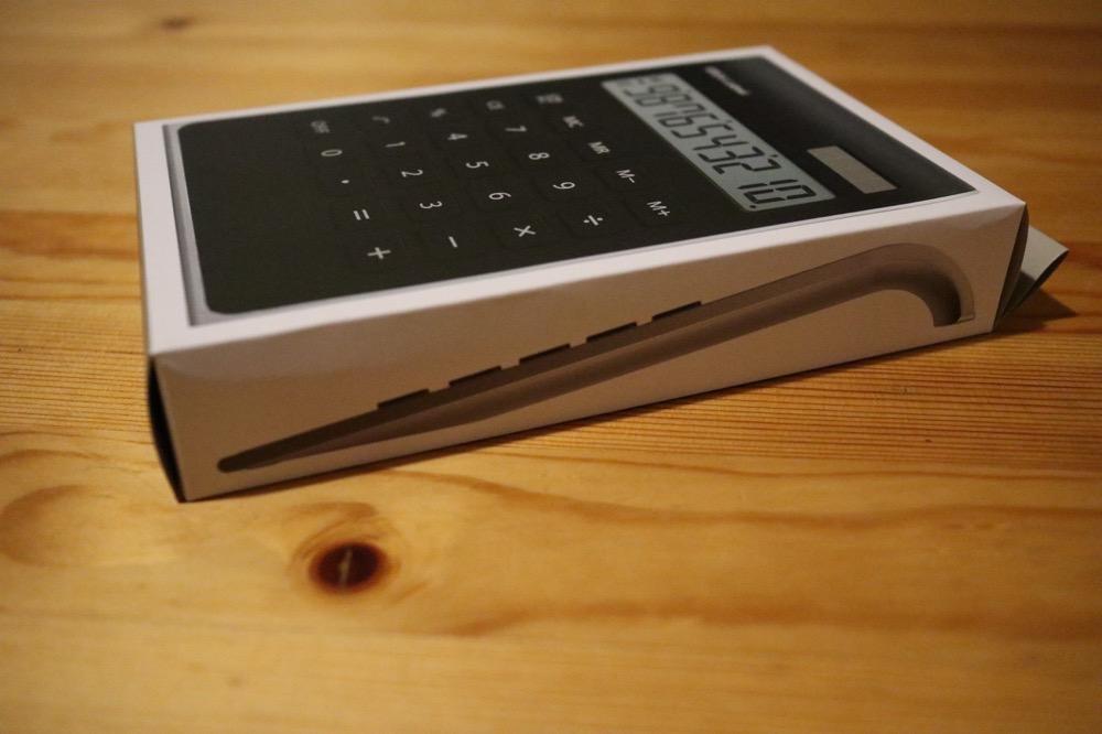 イデアレーベル 電卓2