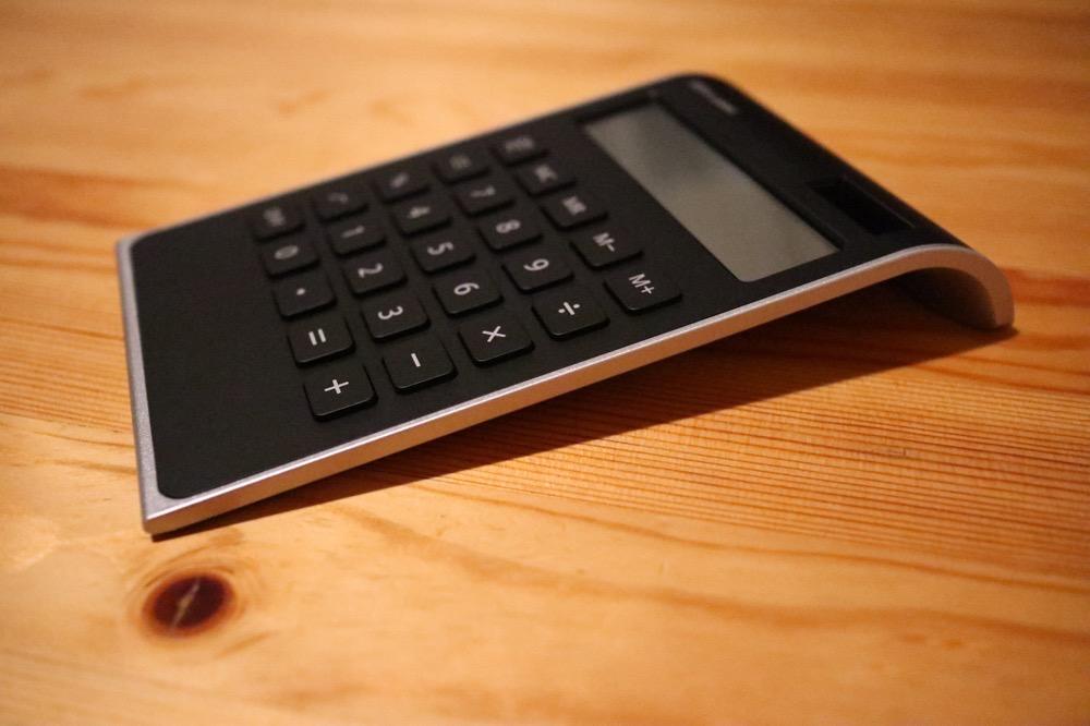 イデアレーベル 電卓9