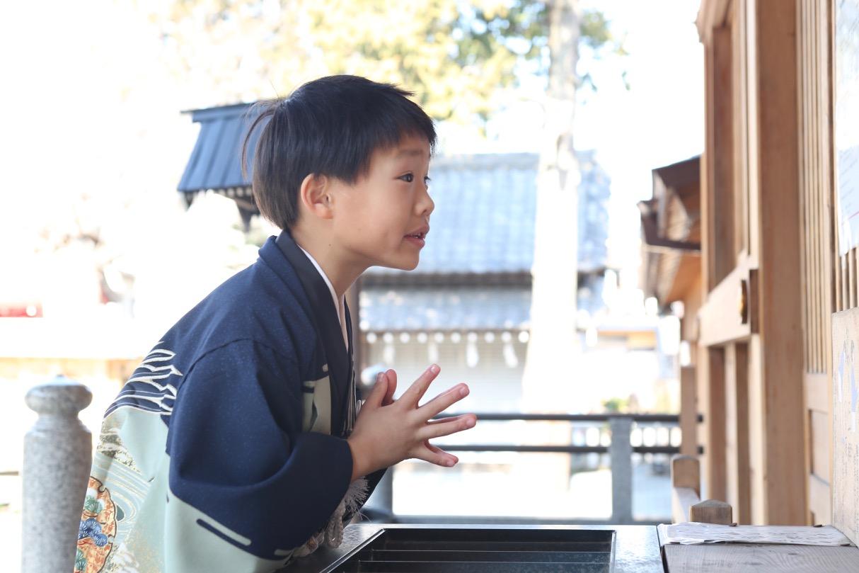 田中様 七五三撮影14