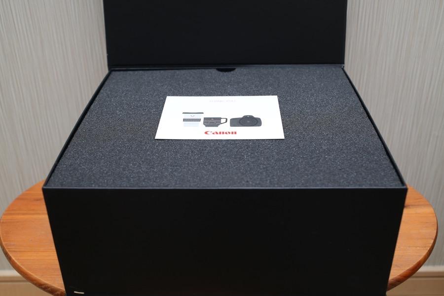 Canonレンズマグ・プレミアムギフトボックス2