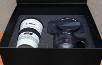 Canonレンズマグ・プレミアムギフトボックス4