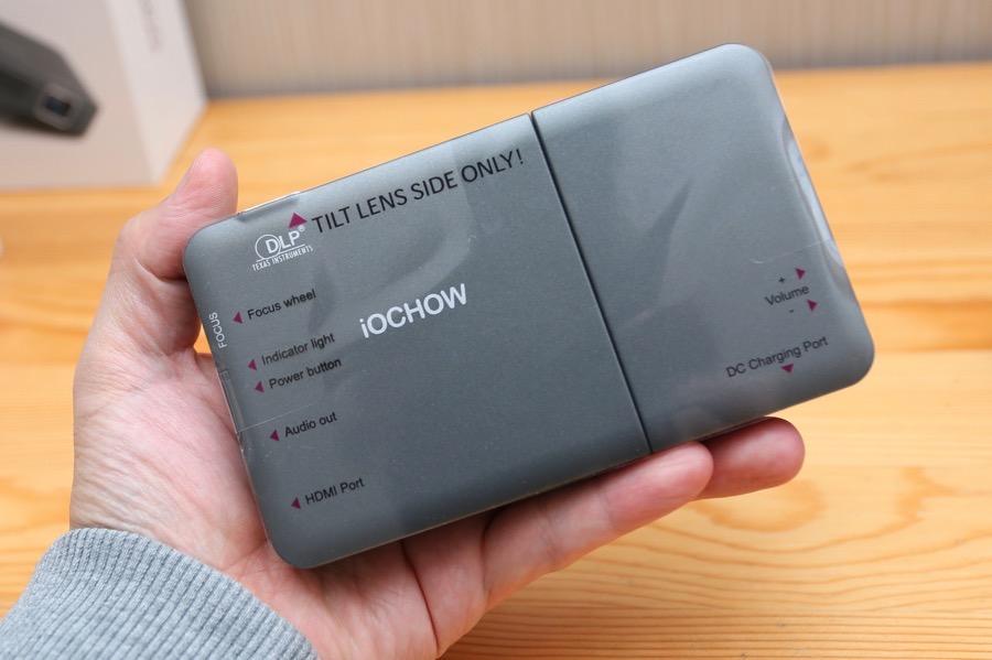 iochow-io2 プロジェクター 17