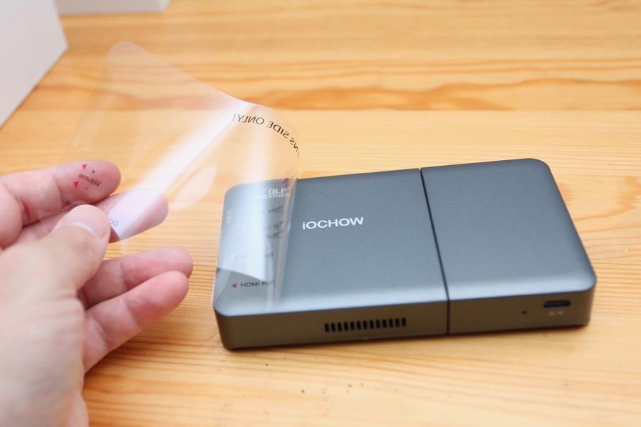 iochow-io2 プロジェクター 18
