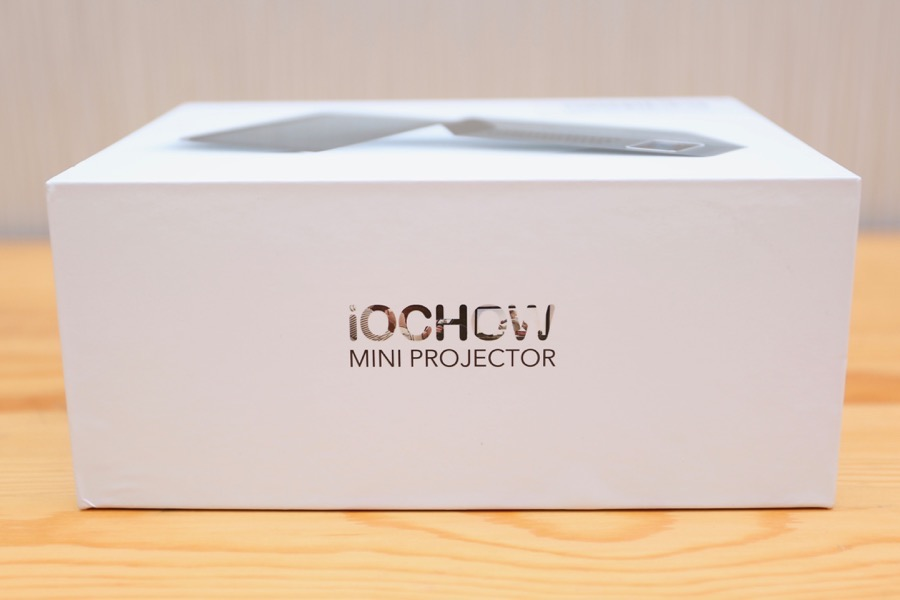 iochow-io2 プロジェクター 2