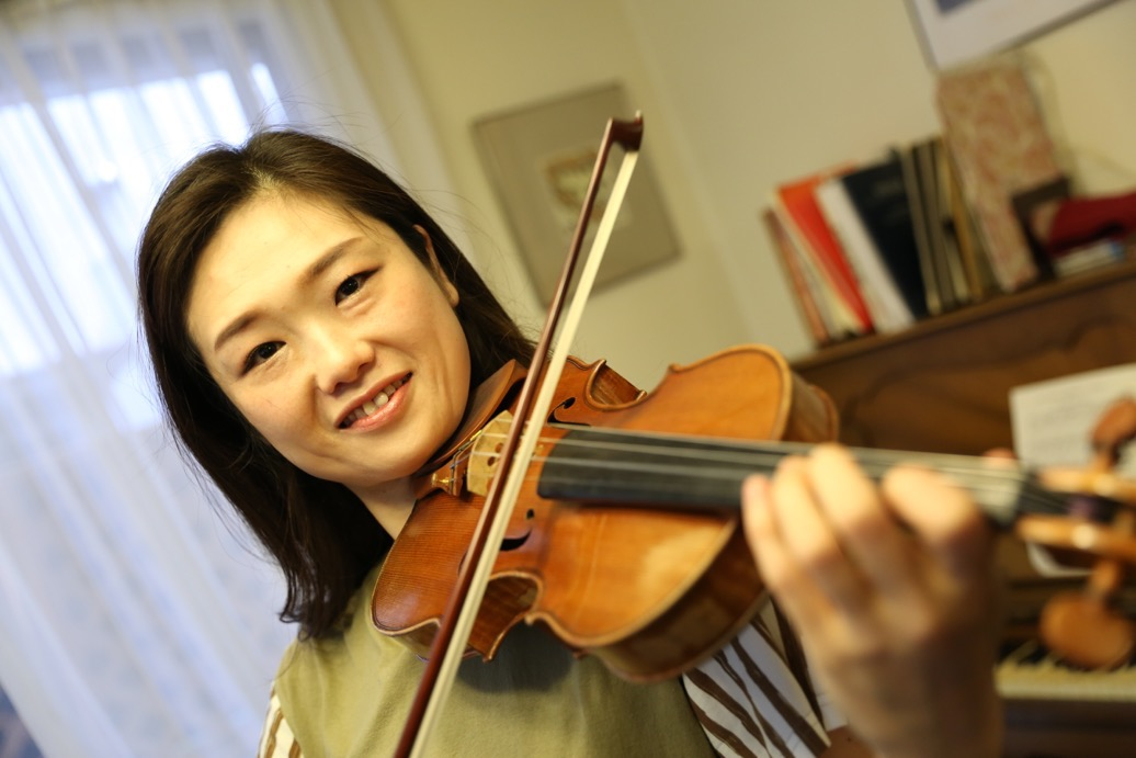 ヒフミバイオリン教室11