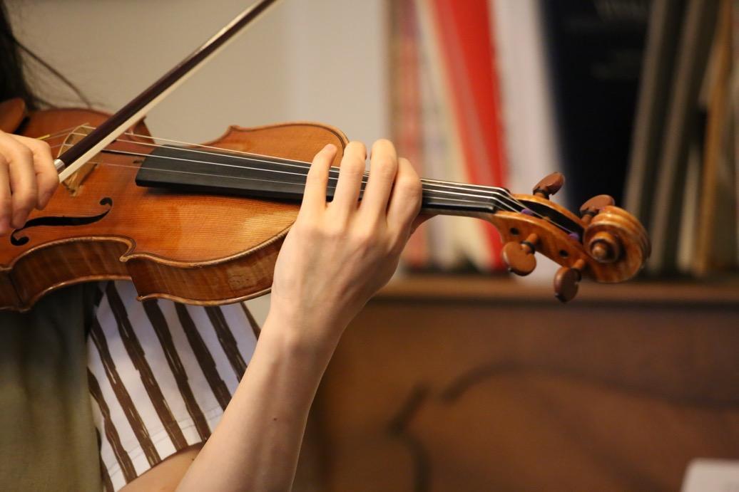 ヒフミバイオリン教室8