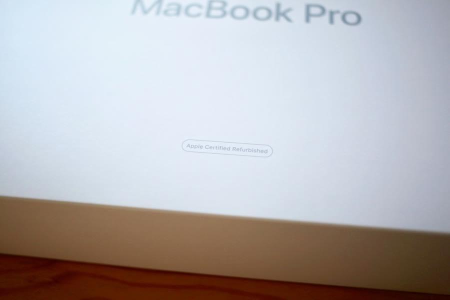 MacBook Pro2016 19