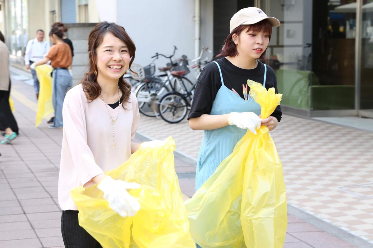 RITA株式会社 清掃活動3