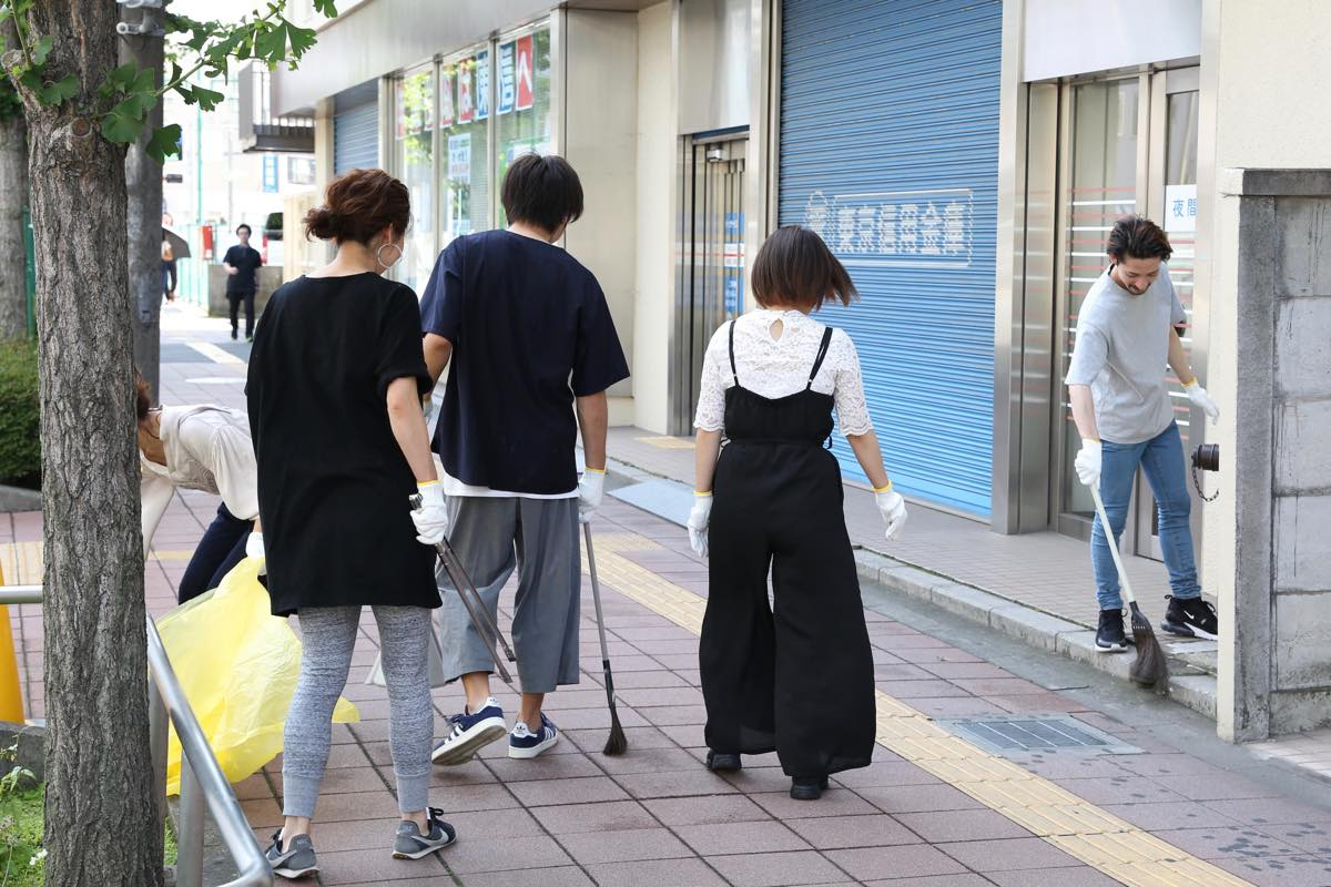 RITA株式会社 清掃活動4