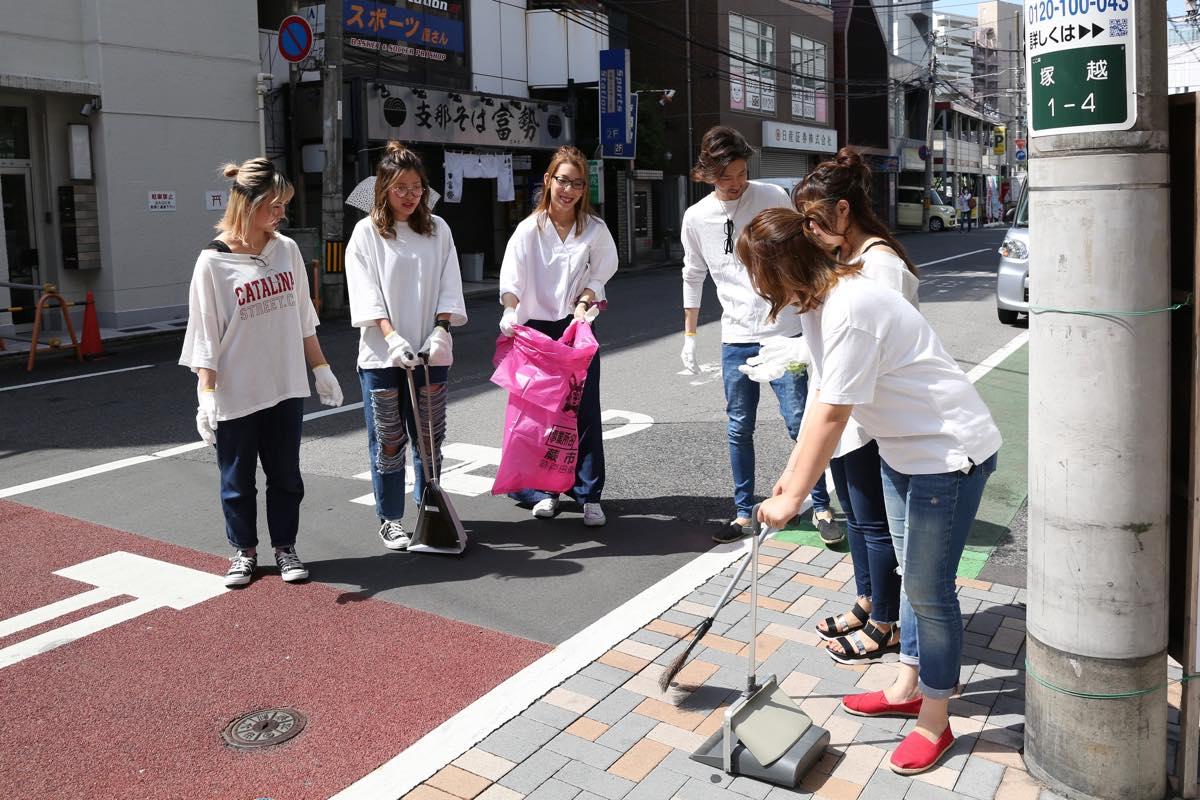RITA株式会社 清掃活動6