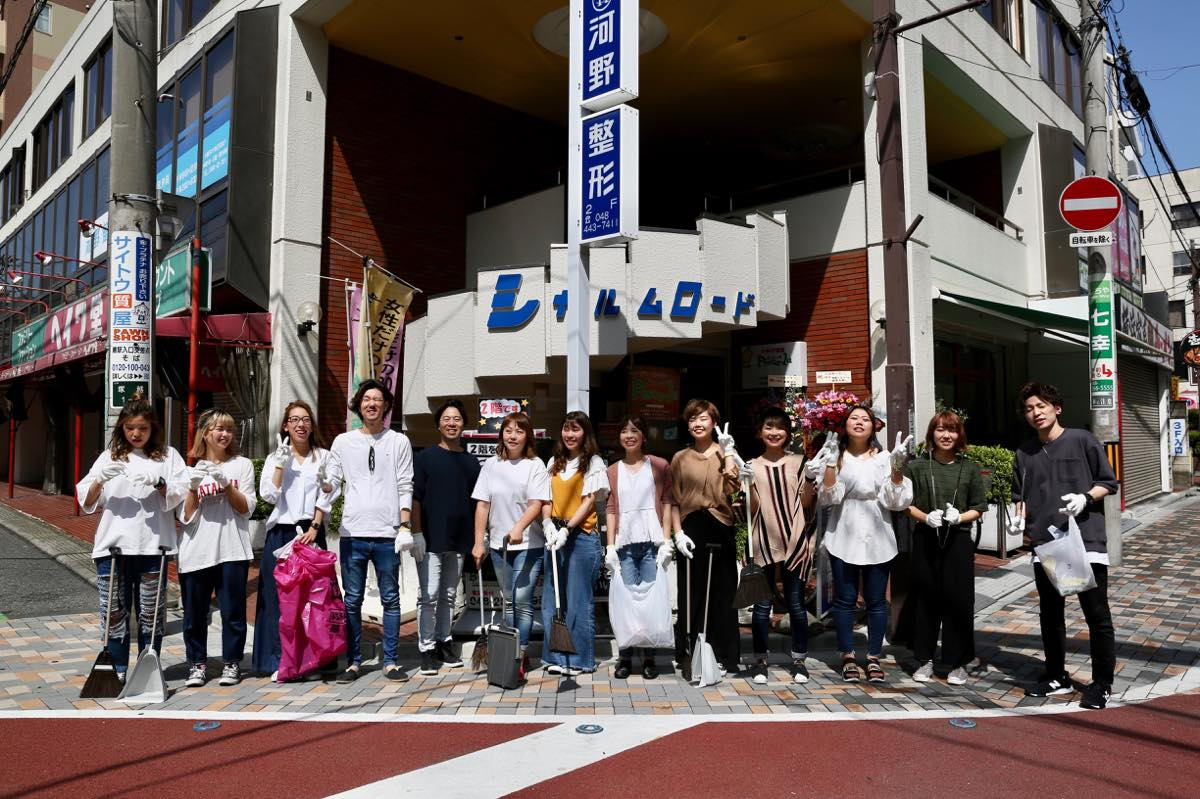 RITA株式会社 清掃活動8