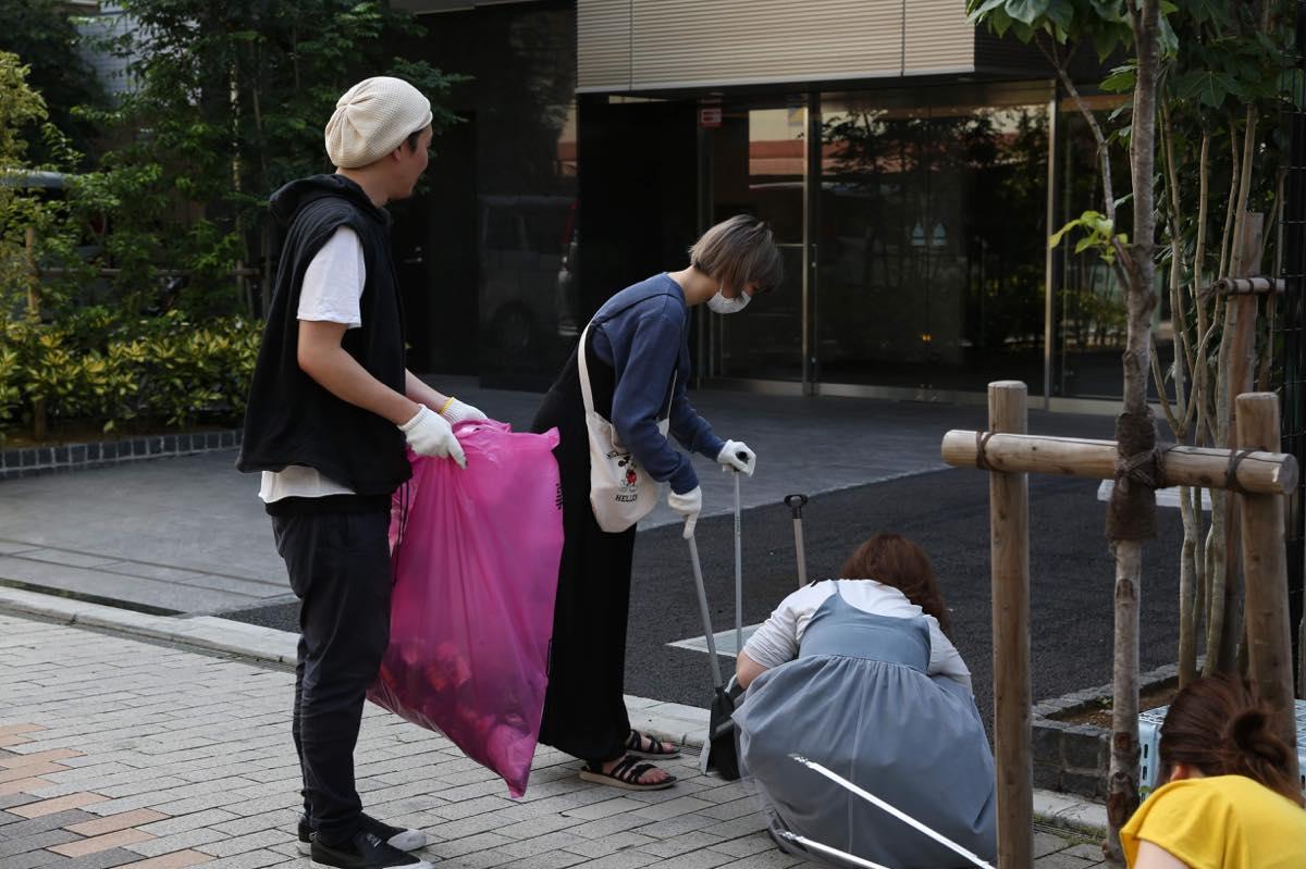 RITA株式会社 清掃活動9