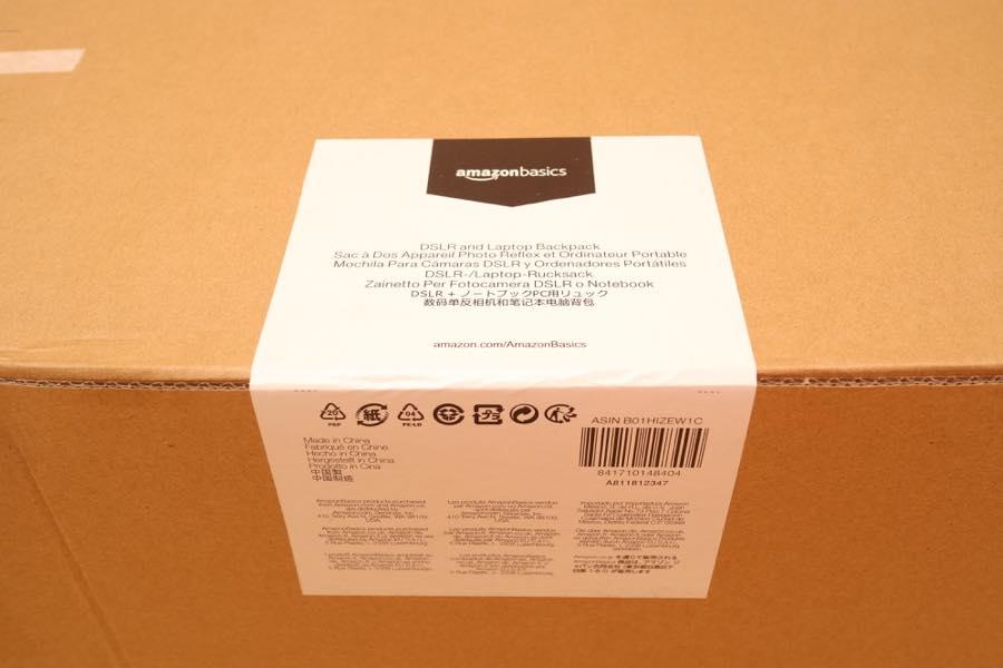 Amazon一眼レフカメラ用リュック2
