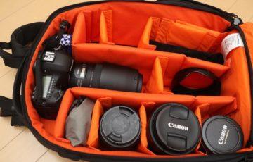 Amazon一眼レフカメラ用リュック22
