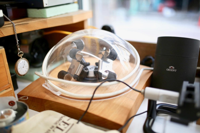 カドワキ時計店&Tarp18