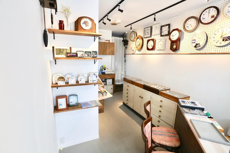 カドワキ時計店&Tarp2
