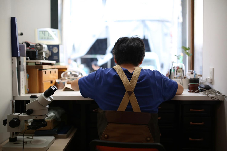 カドワキ時計店&Tarp20