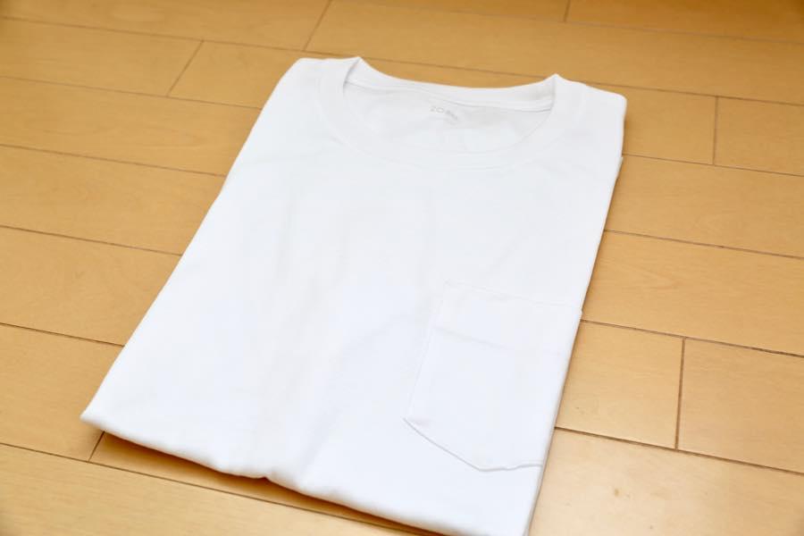 ZOZOTOWNのデニムとTシャツ12