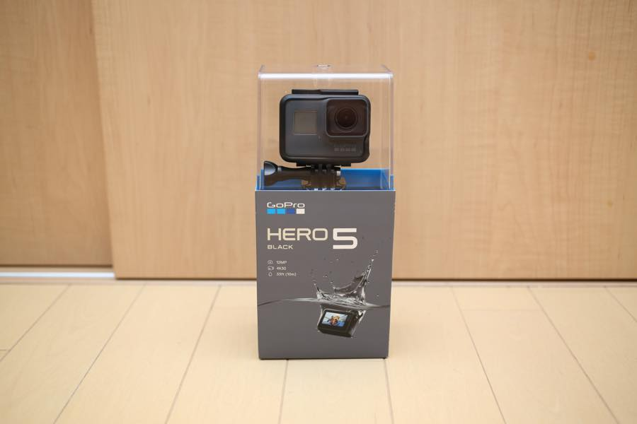 GoPro here5 black1