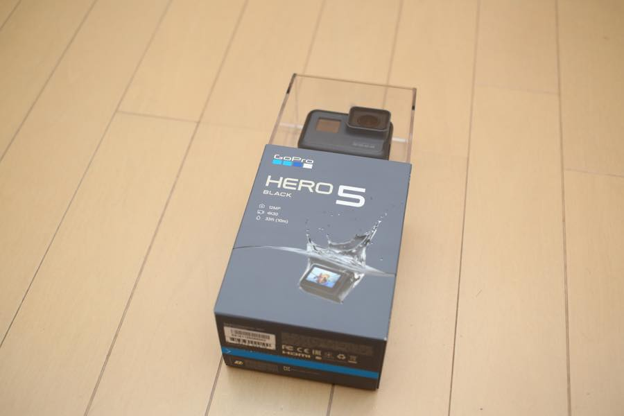 GoPro here5 black2