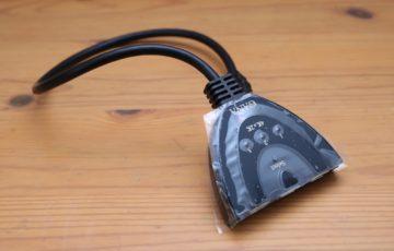 GANA HDMI切替器1