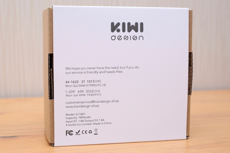 KIWI design GoogleHomeMini バッテリーマウント2