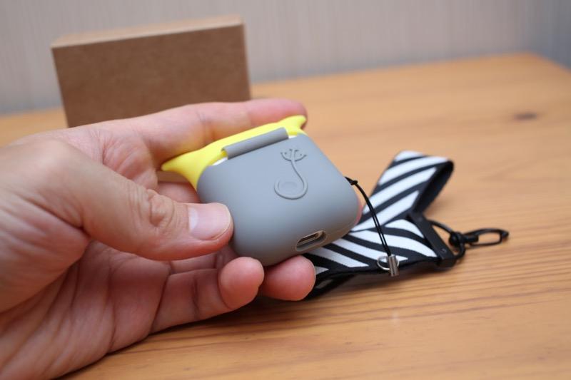 KIWI design・AirPods用シリコンケース10