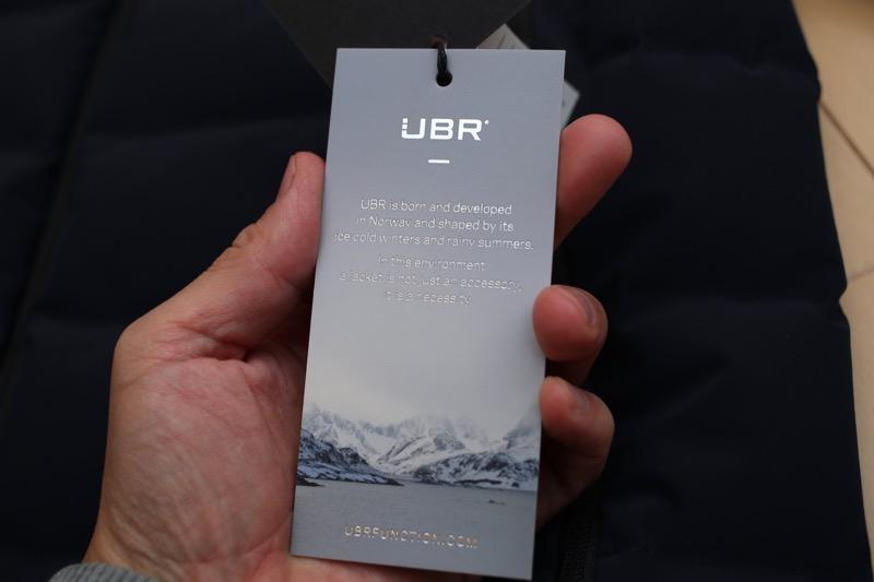 UBER ウーバー ジャケット5
