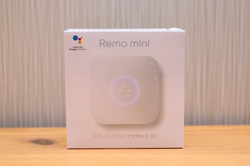 Nature Remo mini1