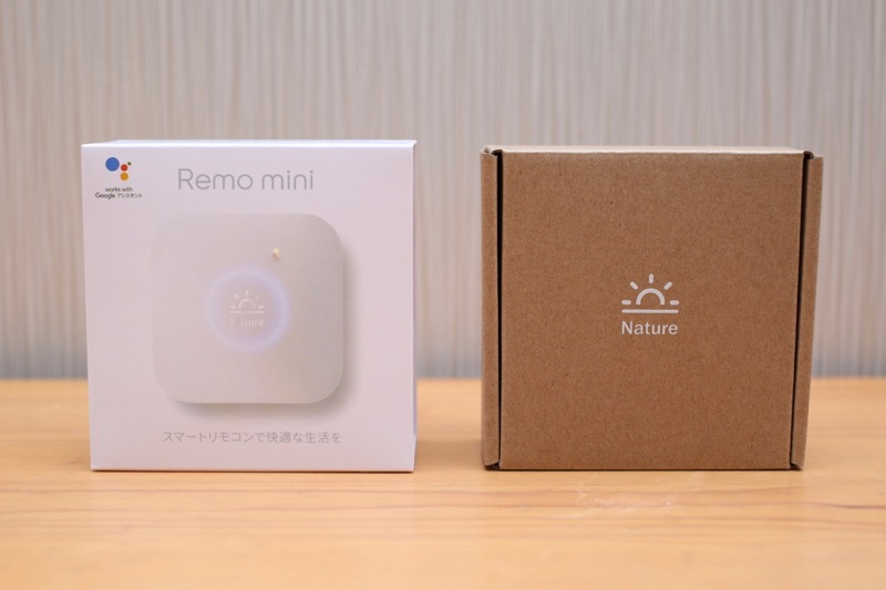 Nature Remo mini3