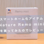 Nature Remo mini45