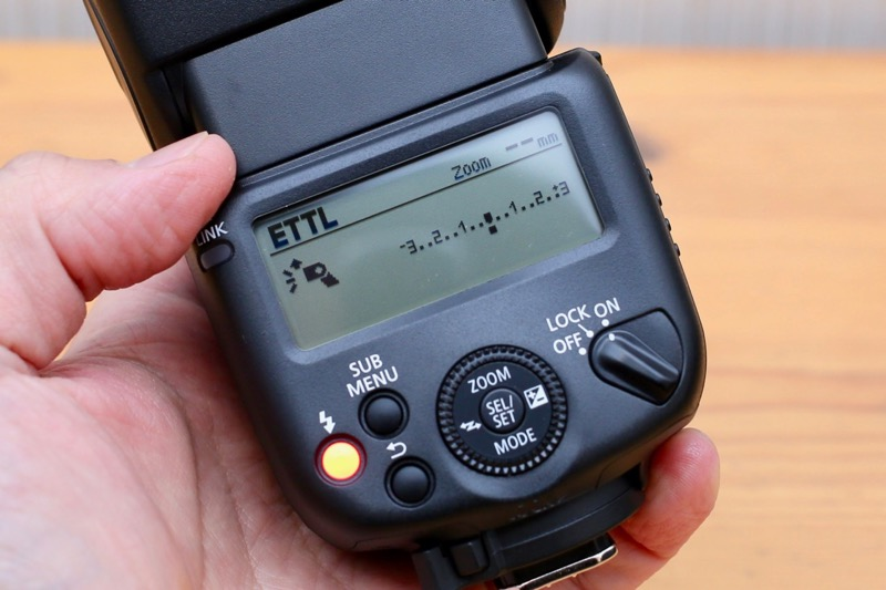 Canon スピードライト430ex 13