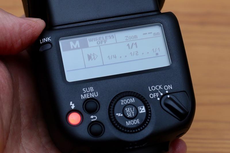 Canon スピードライト430ex 14