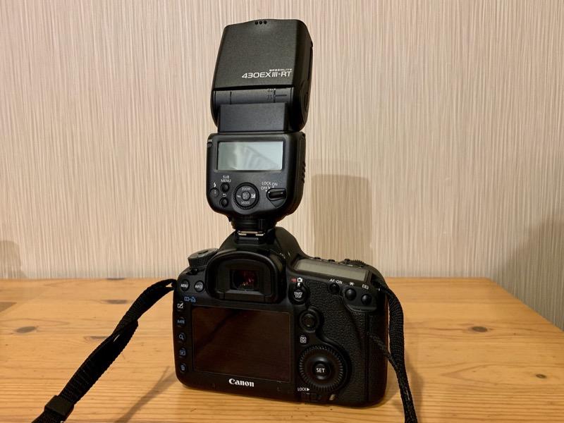 Canon スピードライト430ex 16