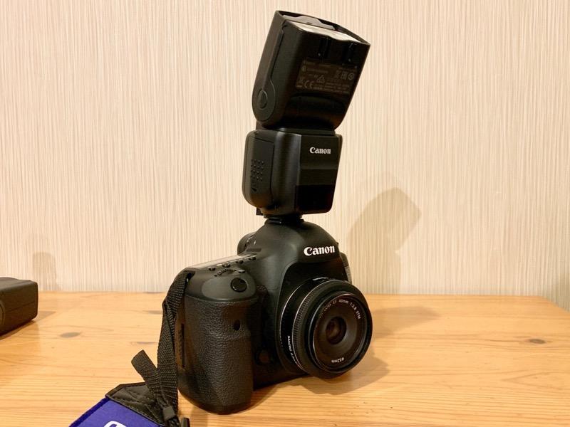 Canon スピードライト430ex 18