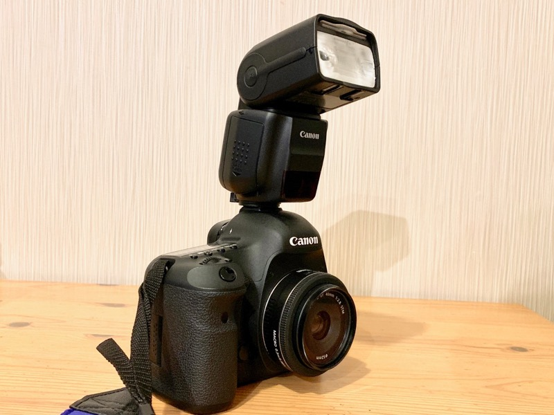 Canon スピードライト430ex 19