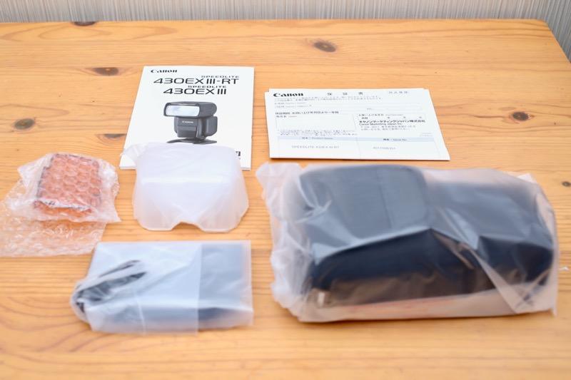 Canon スピードライト430ex 5