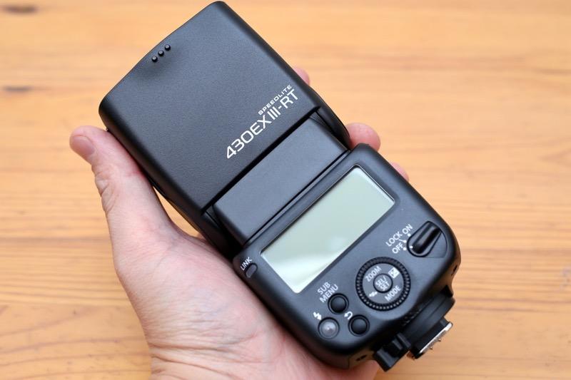 Canon スピードライト430ex 9