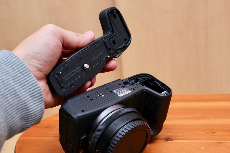 エクステンショングリップ EG-E1(Black)4
