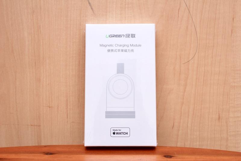 Apple Watch ポータブルチャージャー1