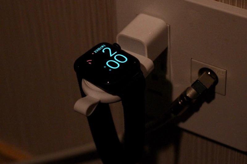 Apple Watch ポータブルチャージャー10