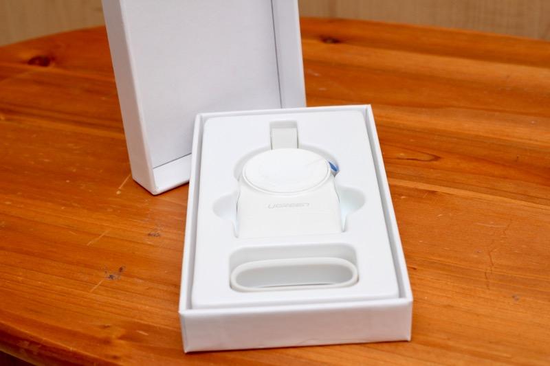Apple Watch ポータブルチャージャー4