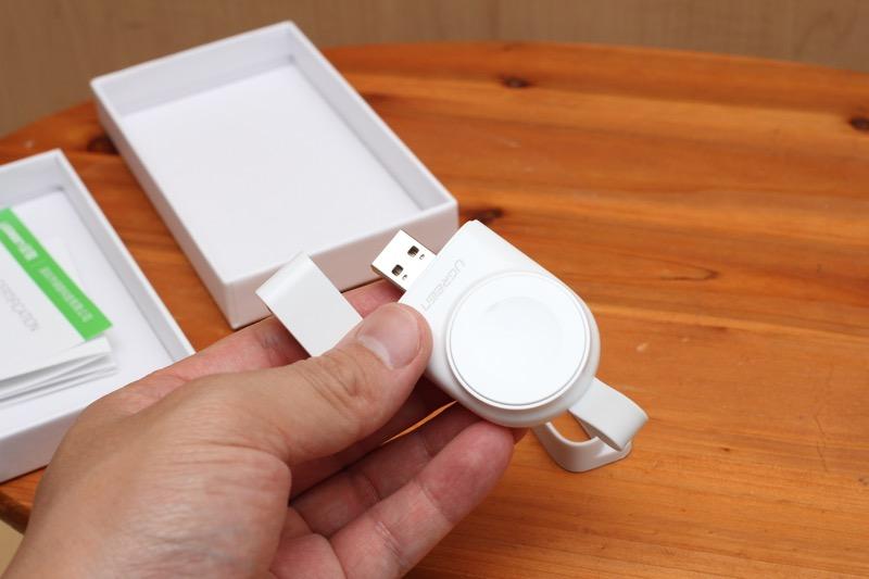 Apple Watch ポータブルチャージャー7