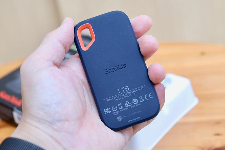 SanDisk 外付けSSD5
